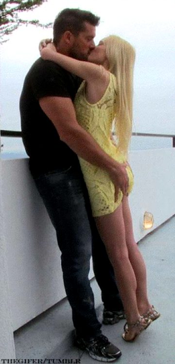 Kissing Alex Grey