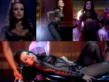 Kristen Bell In Burlesque