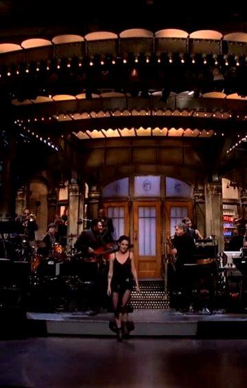 Kristen Stewart From SNL Monologue