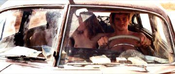 Kristen Stewart In 'On The Road'