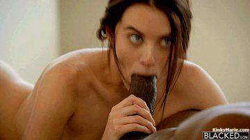 Lana Rhoades – Her First Interracial Scene – Blacked