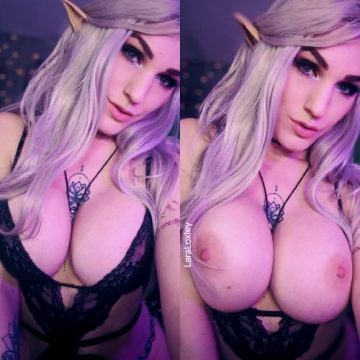 Lara Loxley – Elf Tits