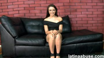 Latina Making Use Of Her Entire Throat