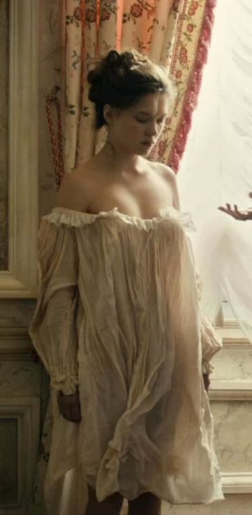 Léa Seydoux In Farewell, My Queen