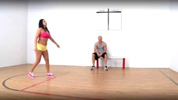 Learning Basketball With Johnny Sins