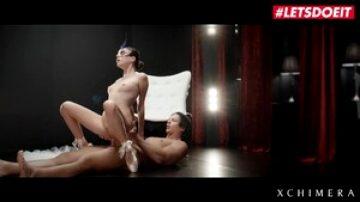 LETSDOEIT – Hot Fetish Sex With Naughy Jessica X