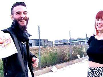 LETSDOEIT – Spanish Pornstar Picks Up Amateur and Bangs Him