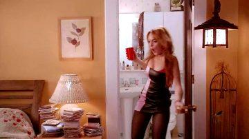 Lindsay Lohan – Mean Girls