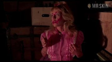 Linnea Quigley Stripping-Night Of The Demons
