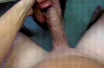 Long Dick Fucks A Throat In The Hammock