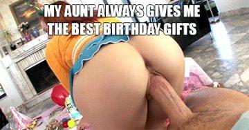 love me some auntie