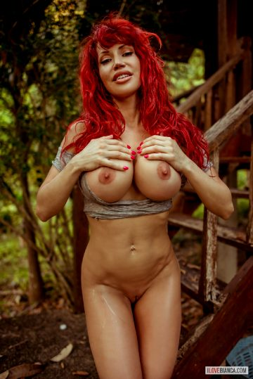Lust-in-the-woods – Bianca Beauchamp 2016