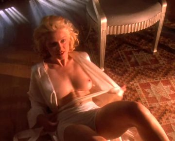 Madonna In 'Body Of Evidence'