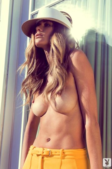 Maggie May Playboy Beauty