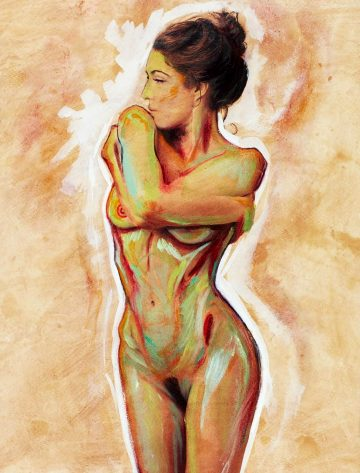 Marian Sell And Wanda Orme's Tribute To Egon Schiele