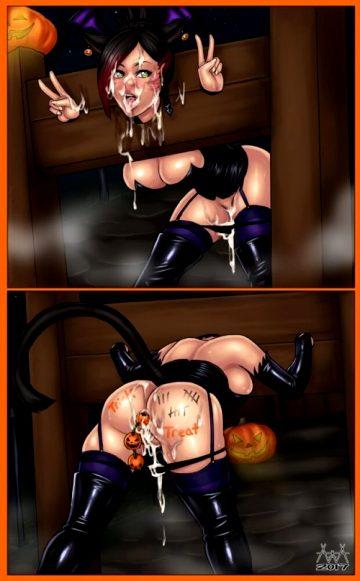 Marie's Halloween