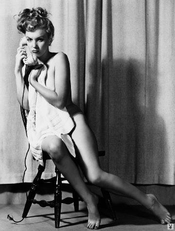 Marilyn Monroe Playboy Celebrity Set 2