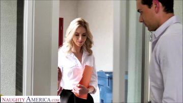 Mazzy Grace – Naughty Office