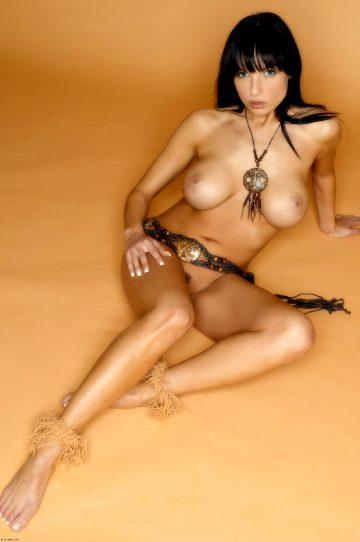 Mc Nudes Marta Tribal