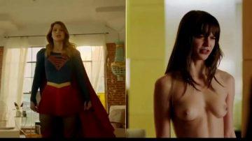 Melissa Benoist – Clothed Vs. Unclothed