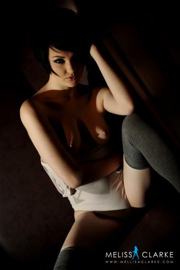 Mellisa Clarke Is A British Alternative Glamour Model