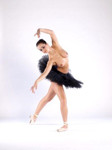 Metart Bianca C – Ballerine