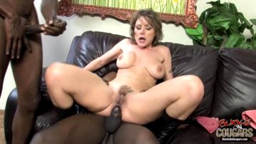 Milf Takes A Bbc In The Ass