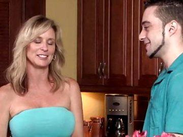 Mom Fucks Her Unwanted Stepson