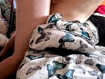 Mr Girthy banging ANAL and PUSSY FUCKED