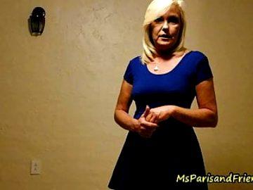 Ms Paris Rose in Seducing A Future Lesbian With My Feet