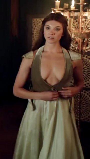 Natalie Dormer In Game Of Thrones.