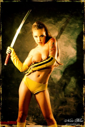 Nenablue Masuimi Max Kill Bill