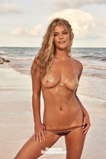 Nina Agdal – SI Swimsuit Issue 2017