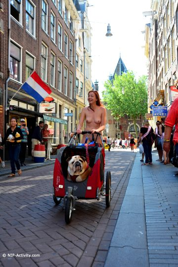 Nip-activity Elen – New Girl – Series 3 – Location Amsterdam
