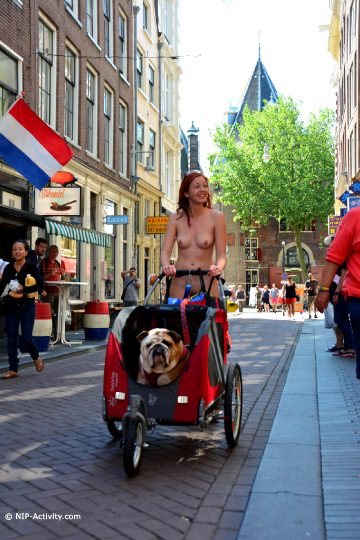Nip-activity Elen – New Girl – Series 3 – Location Amsterdam
