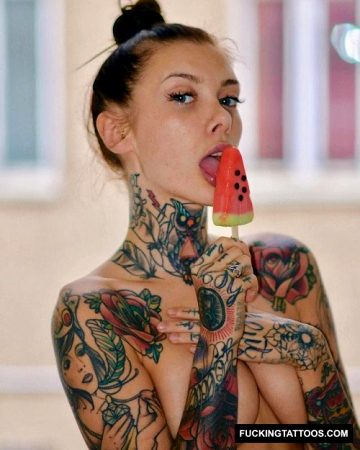 Nothing Like An Ice Pop On A Warm Day