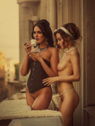 nqs chic – Mistress and her maid