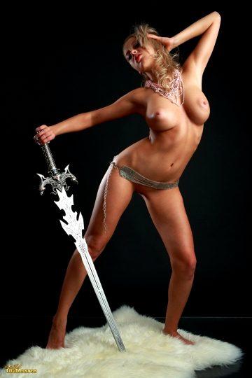 Nude Model