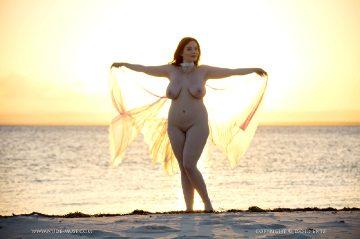 Nude Muse Avalon Magic Hour
