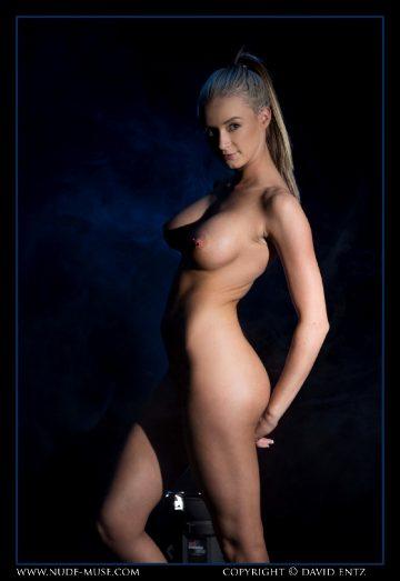 Nude Muse Erin Primal Nude