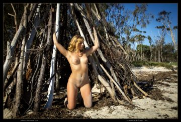 Nude Muse Joy Castaway Camp
