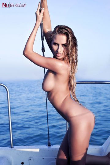 Nuerotica Evelin Aubert – Evelin On The Boat