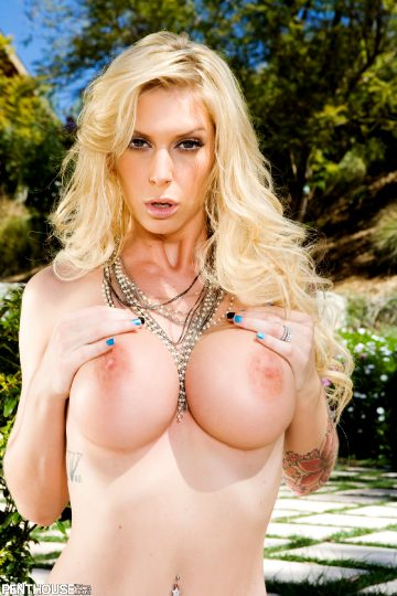 Penthouse Brooke Banner – Her Rock Your Hard Place