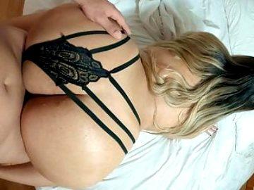 Perfect Big Ass Blonde MIlf Cheating