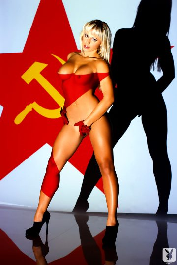 Playboy International – Drazena Gabric – Russian Hottie