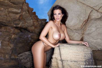 Playboyplus Helen De Muro Helen De- Muro – On The Rocks Nude