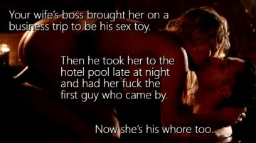 pool whore wife