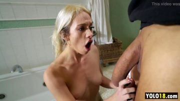 Probably The Biggest Dick In Porn – And Khloe Kapri Gets To Suck It