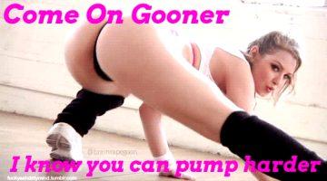 Pump Harder
