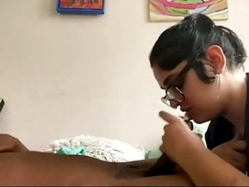 Punjabi Desi Girl Gets Throat Fucked by BBC